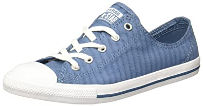 d040271704d5 Womens Converse All Star Dainty Ox Shoes - 7 UK