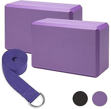 UISGM Essentials Yoga Block - Superficie de Apoyo Suave ...
