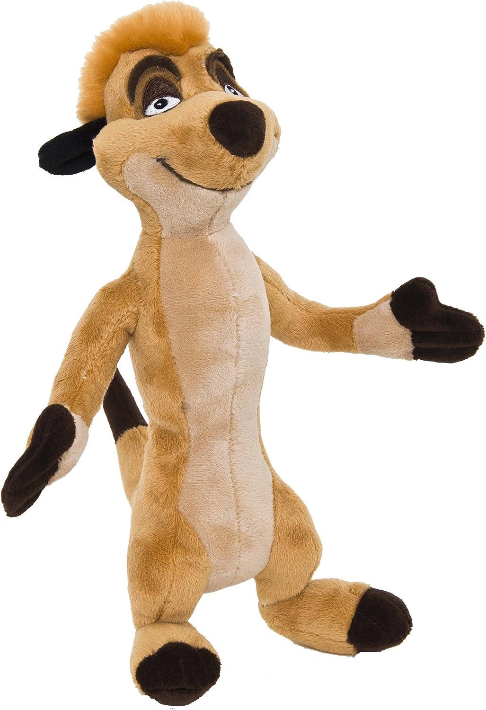 Joy Toy Disney el Rey león 1100217 – Timón de Peluche 20 cm ...