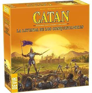 Giochi Uniti GU524 – Los Colones de Catan: Ciudad y Caballeros: Amazon.es: Juguetes y juegos