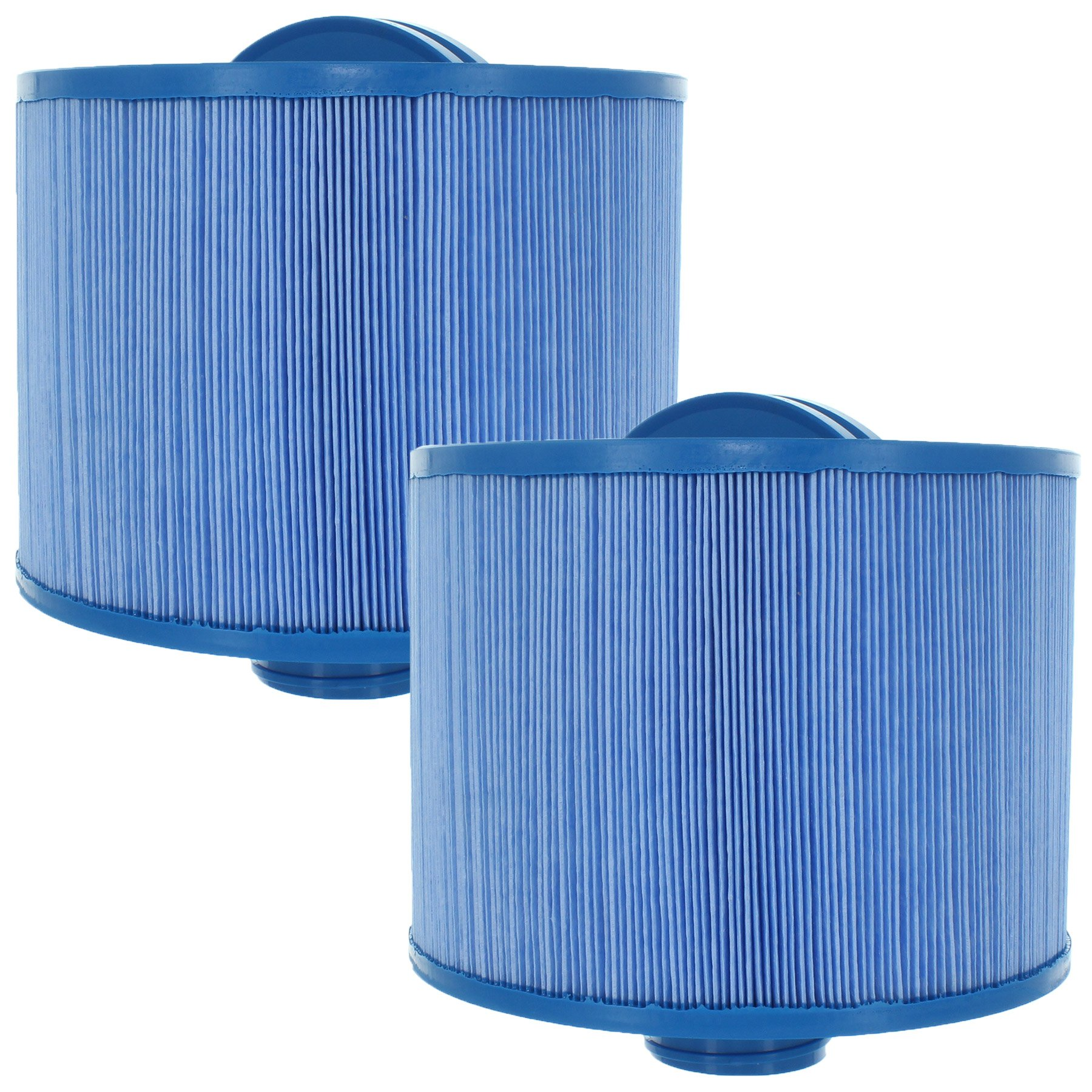 2-Pack Guardian Filters Replaces Unicel 8CH-950 8H5-200MB Pleatco PBF50-F2S PBF35-M Filbur FC-0536 Bull Frog - Antimicrobial by Guardian Filtration Products