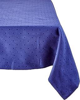Amazoncom Kate Spade Larabee Dot Napkin  Pack  X  Navy - Kate spade table linens