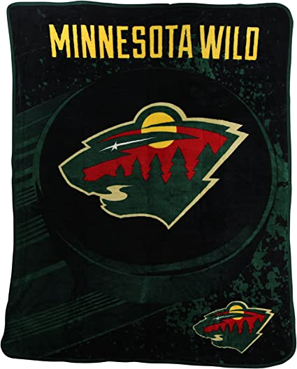 Columbus Blue Jackets The Northwest Company NHL Breakaway Super Soft Plush Throw Blanket