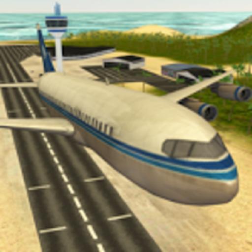 Airplane Flight Simulator (Games Flying Airplane)
