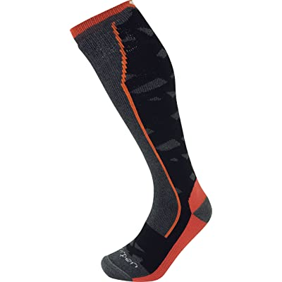 .com : Lorpen Men's T2 Ski Midweight Socks : Clothing