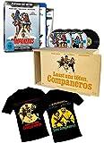 Companeros - Sonderedition limitierte Auflage 500 Stck. (Uncut Limited Collectors Edition - Holzbox - Inhalt: Blu-ray DVD T-Shirt beidseitiger Druck )