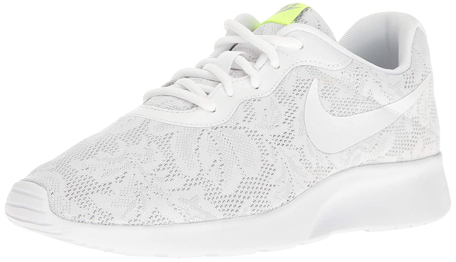 White (White Pure Platinum Racer Pink) Nike Women''s WMNS Tanjun Eng Trainers bluee