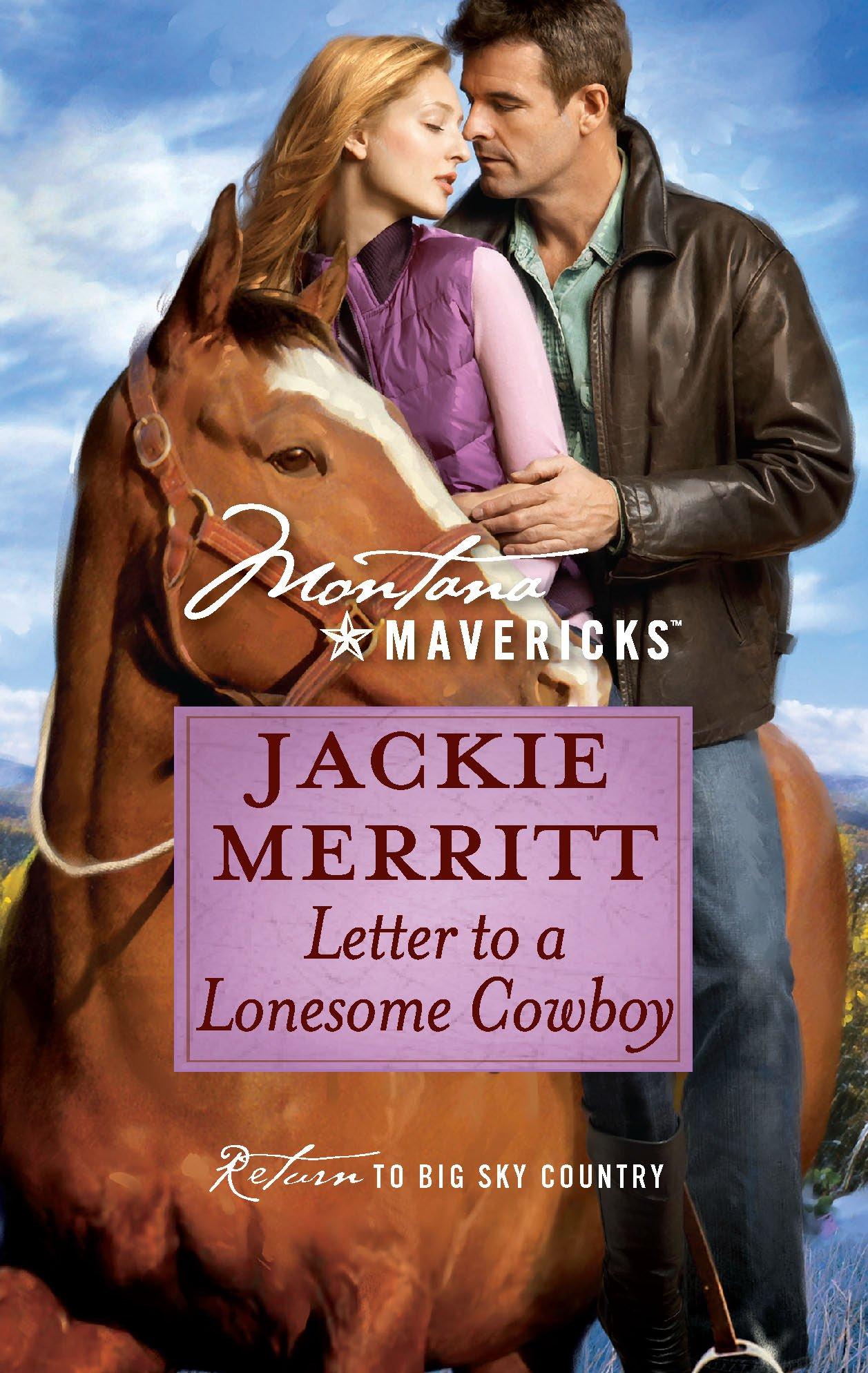 Letter to a Lonesome Cowboy (Montana Mavericks) PDF
