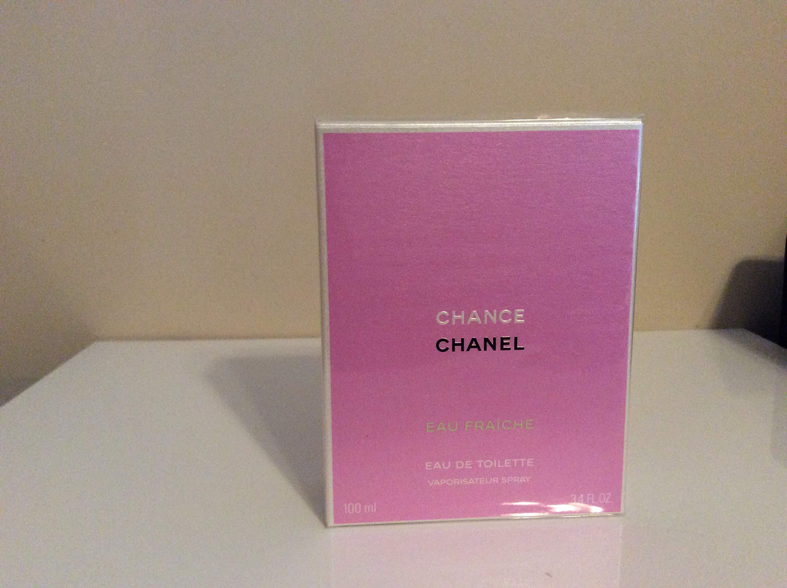 Chanel Chance Eau Fraiche Eau De Toilette EDT 100ml./3.4oz.
