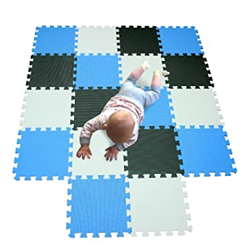 Amazon.com : Baby Soft Bubble Game Crawling Mat Children ...