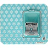 Listerine Cool Mint Mouth Freshener, Kills Bad Breath Germs - 24 Breath Strips