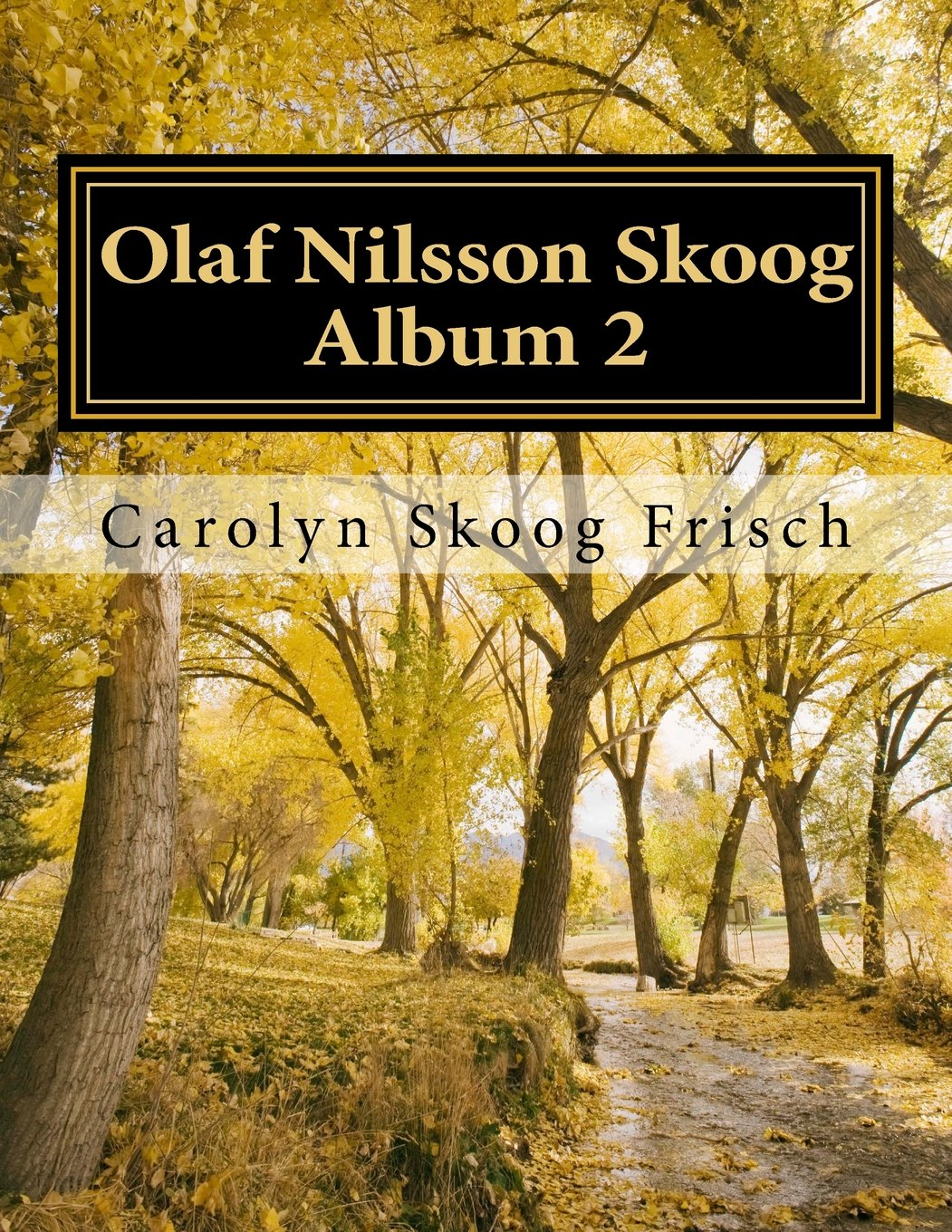 Olaf Nilsson Skoog - Album 2 (Volume 2) ebook