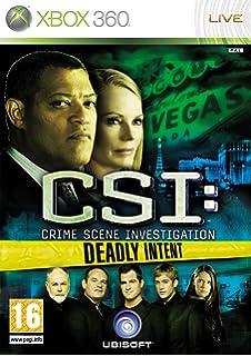 CSI: Crime Scene Investigation - 4 Hard Evidence: Amazon.es: Videojuegos