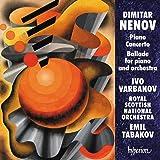 Nenov: Klavierkonzert / Ballade Nr. 2 für Klavier und Orchester