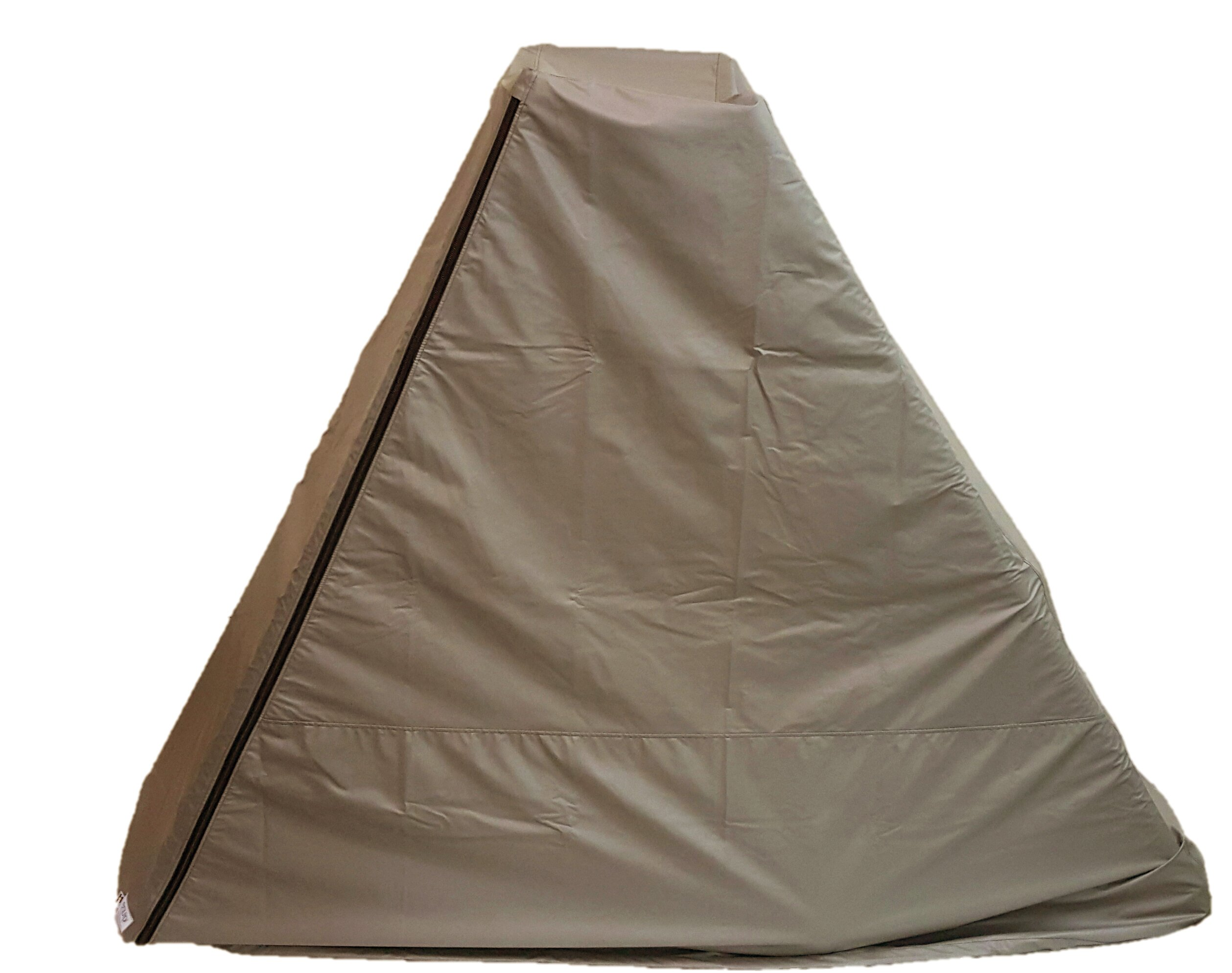 The Best Elliptical Machine Cover | Front Drive. Heavy Duty Fitness Equipment Protective Covers Ideal for Indoor or Outdoor Use. Made in USA with 3-Year Warranty. (Tan, Large Extra Tall)