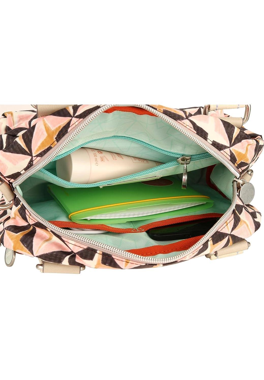 Oilily Charm Geometrical Handbag SHZ 1 Rosa B07C7JS6HR Henkeltaschen Henkeltaschen Henkeltaschen Sorgfältig ausgewählte Materialien 6a26b3