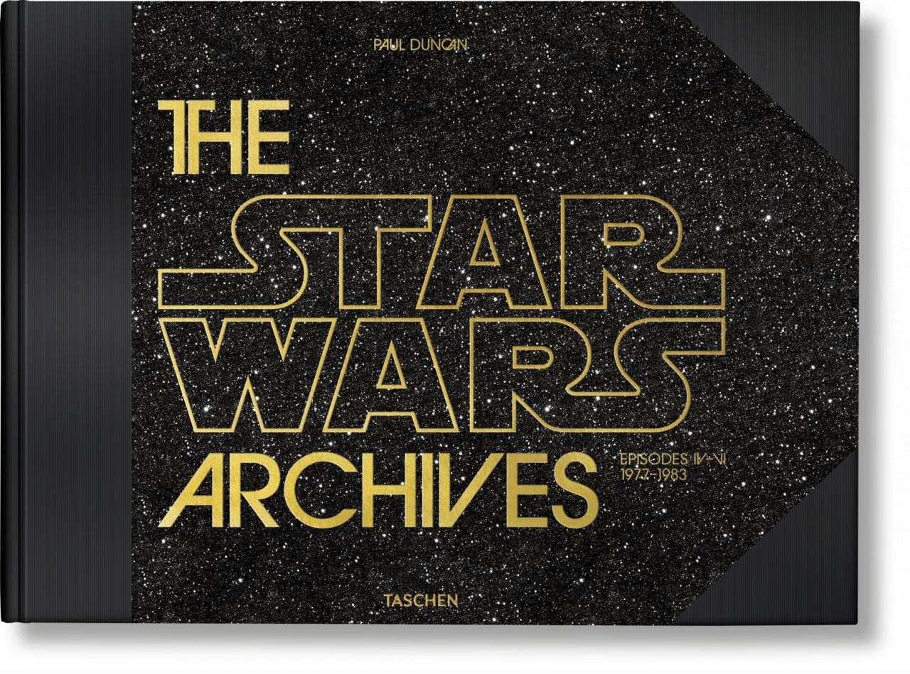 The Star Wars Archives book cover