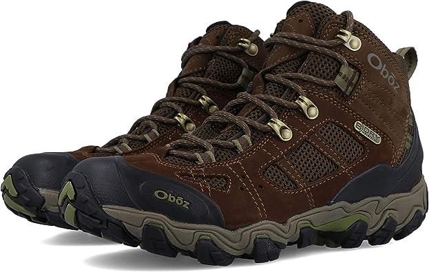 oboz hiking shoes mens