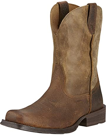 f7af7d4ba16 Men's Western Boots | Amazon.com