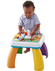 Fisher-price Laugh & Learn Around The Town Learning Table New