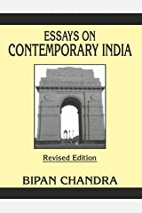 Essays on Contemporary India Paperback