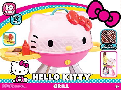 bd192287a Amazon.com: Hello Kitty Grill: Toys & Games