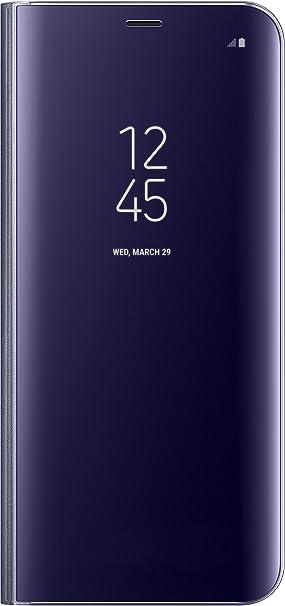 Samsung Clear View Standing, Funda para smartphone Samsung Galaxy S8 Plus, Violeta: Samsung: Amazon.es: Electrónica