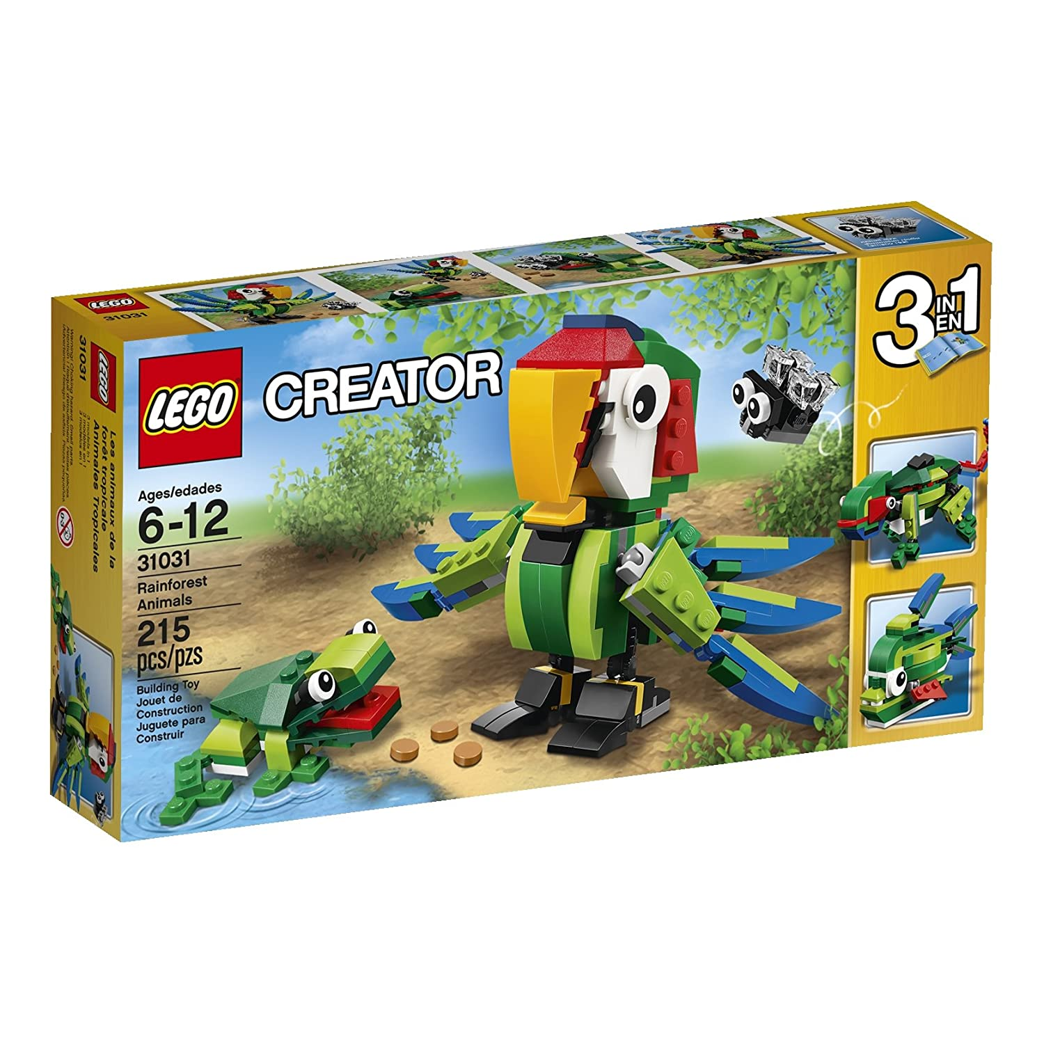 Top 9 Best LEGO Animals Sets Reviews in 2020 2