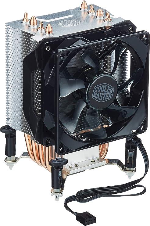 Cooler Master Enfriador Hyper h412r Pushpin 115 x/2011/2066/FM1 ...
