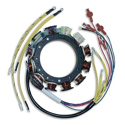 CDI Electronics 174-9610K 2 Mercury/Mariner Stator - 6 Cyl. 40 Amp (1989-2000): Automotive