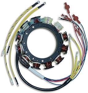CDI Electronics 174-9610K 2 Mercury/Mariner Stator - 6 Cyl. 40 Amp (1989-2000)
