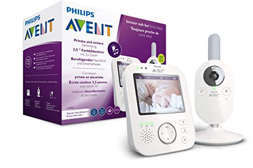 Test Philips Avent SCD843 Babyphone