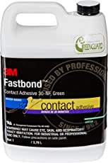 3M Fastbond Contact Adhesive 30NF, Verde, 1 Galón