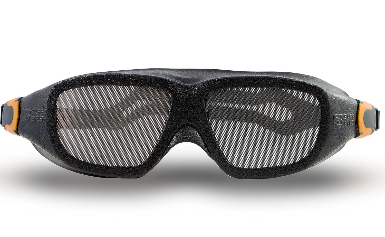 Gafas de seguridad Safe Eyes anti-vaho en acero inoxidable, con ...