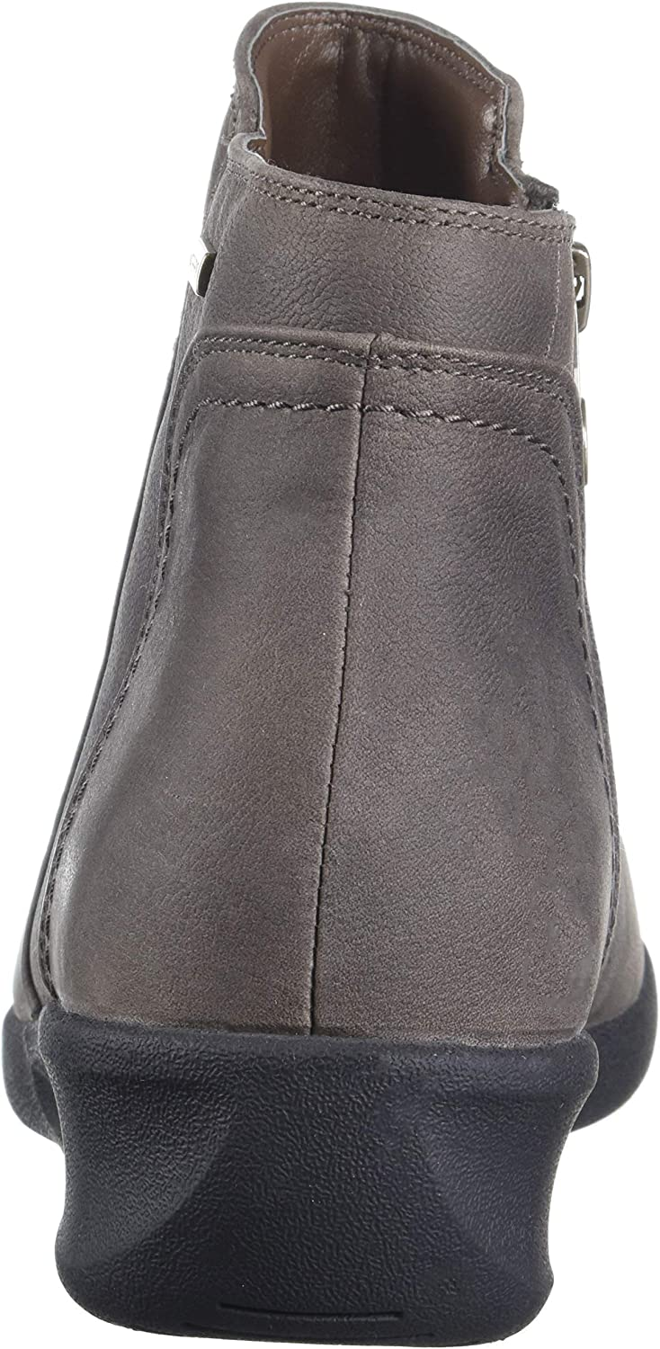 Aravon Womens Fairlee Ankle Boot