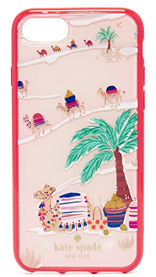 big sale 7d1c1 c79cd Amazon.com: Kate Spade New York Desert Camels Comold Case for iPhone ...