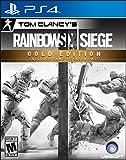 Tom Clancy's Rainbow Six Siege - Gold Edition - PlayStation 4