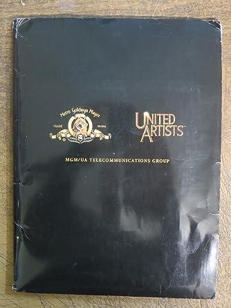 . The Outer Limits Season 5 Press Kit Incl  46 Slides Modern T V  Sci