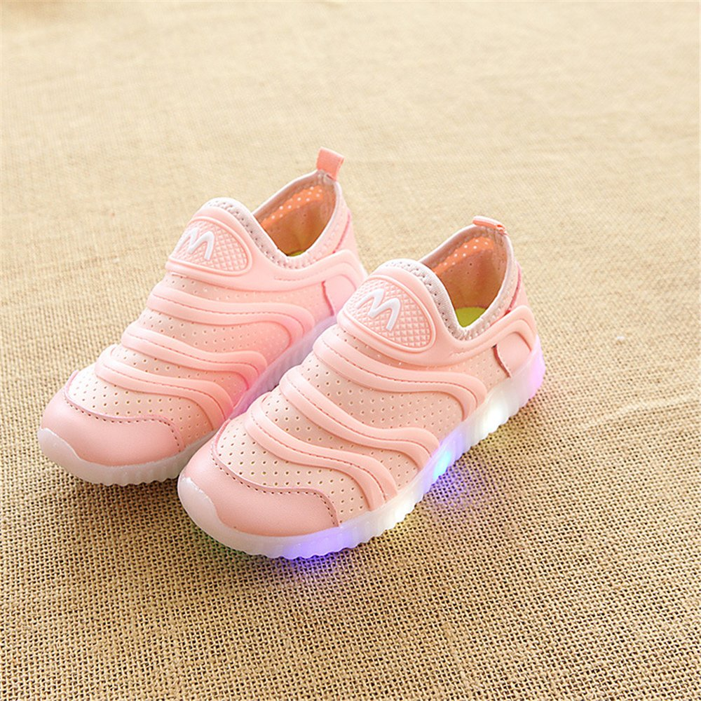 Man/Woman Quality.A Children's Lazy Shoes Sneakers Men Shoes Also Girls Comfortable Radiant Shoes Men use Online export store As of the latest model RW25845 97d601