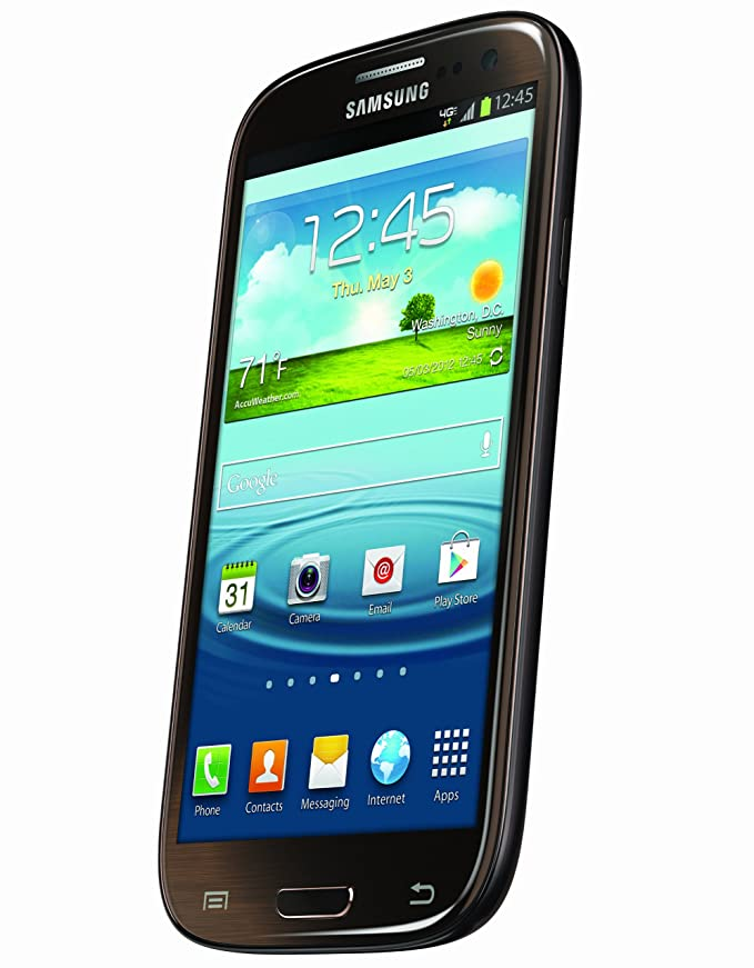 03be2e505a7 Amazon.com: Samsung Galaxy S3, Black 16GB (Verizon Wireless): Cell Phones &  Accessories