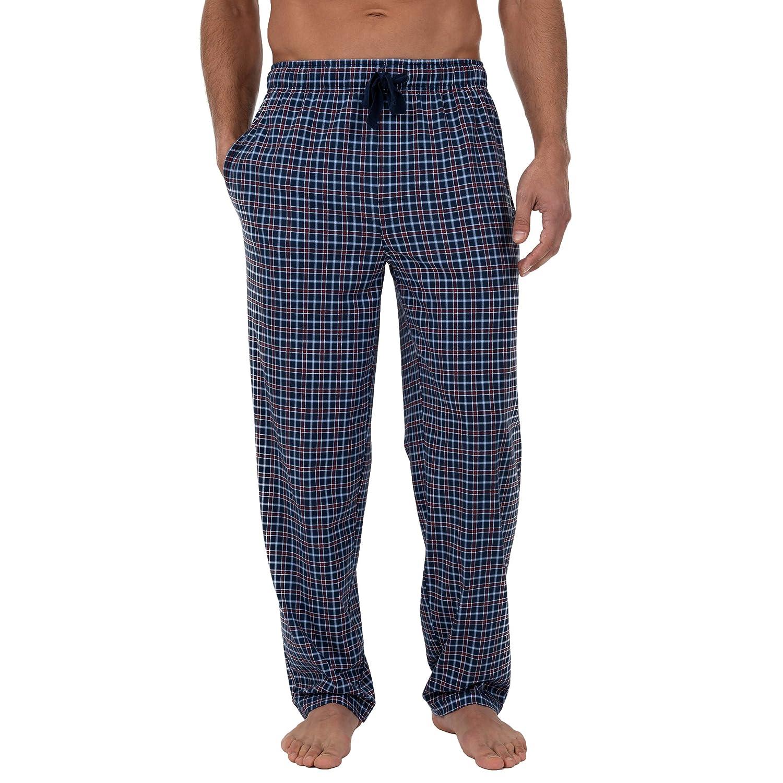 Izod Mens Printed Knit Pant Pajama Bottom