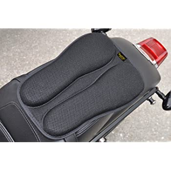 Amazon Com Gel Pad Seat Cushion For Motorcycles With