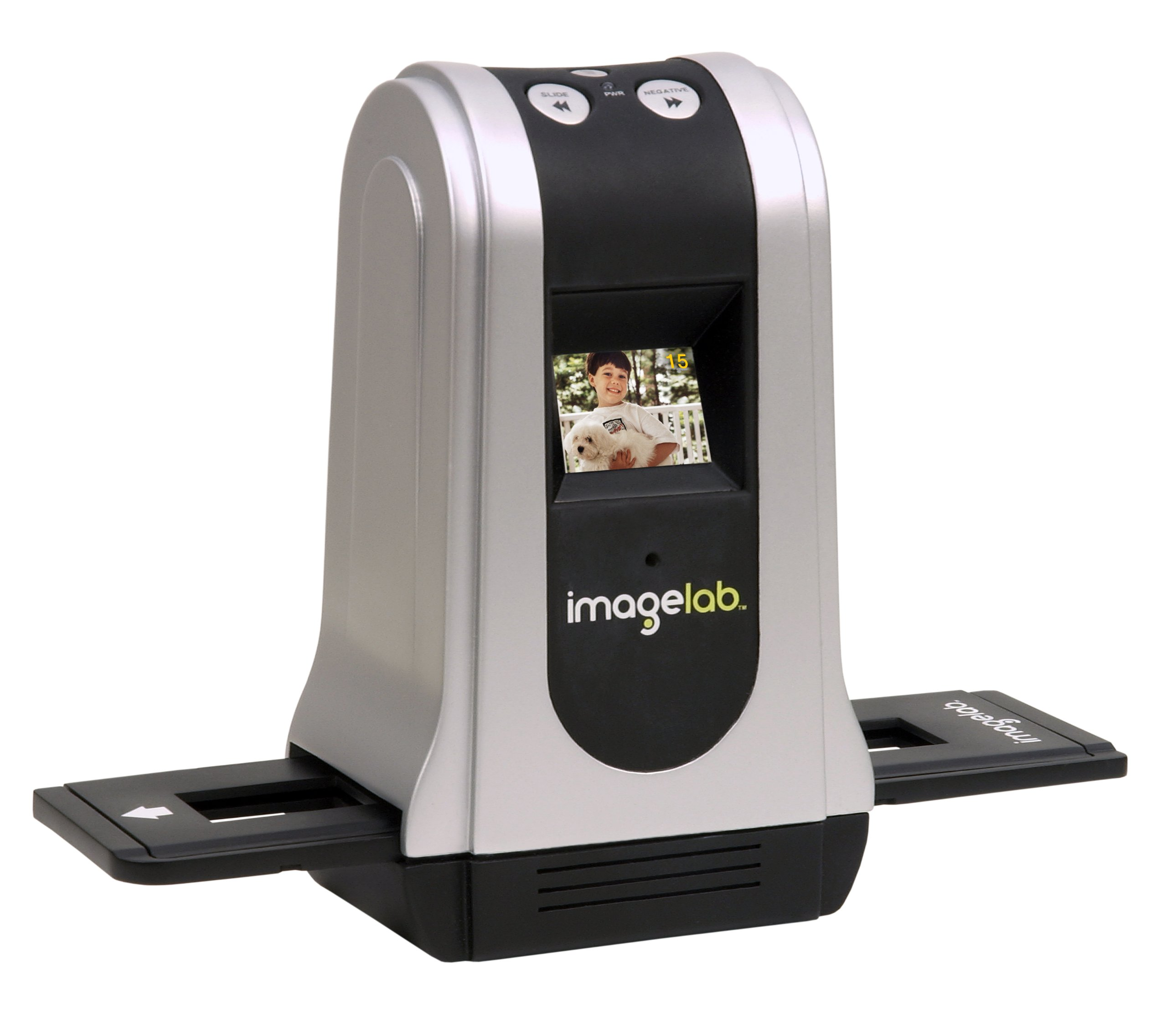 Imagelab FS5CO5 5 Megapixel Slide and Negative Scanner by Imagelab