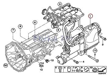 BMW auténtica embrague hidráulico unidad con acumulador de presión, M6, M6: Amazon.es: Coche y moto