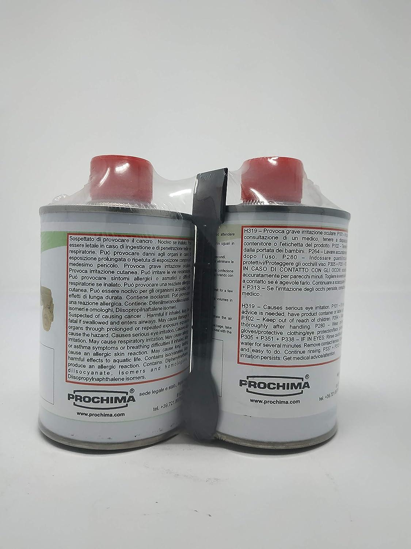 Sintafoam, resina de poliuretano para moldes, 500 g PROCHIMA A+B: Amazon.es: Hogar