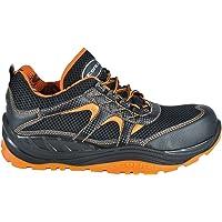 Cofra 40-55010000-38 - Zapatos de seguridad Shiatsu S1