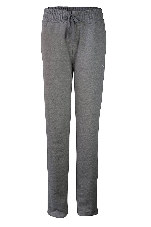 Puma Womens Sweat Jogging/Running Bottom Pants Grey