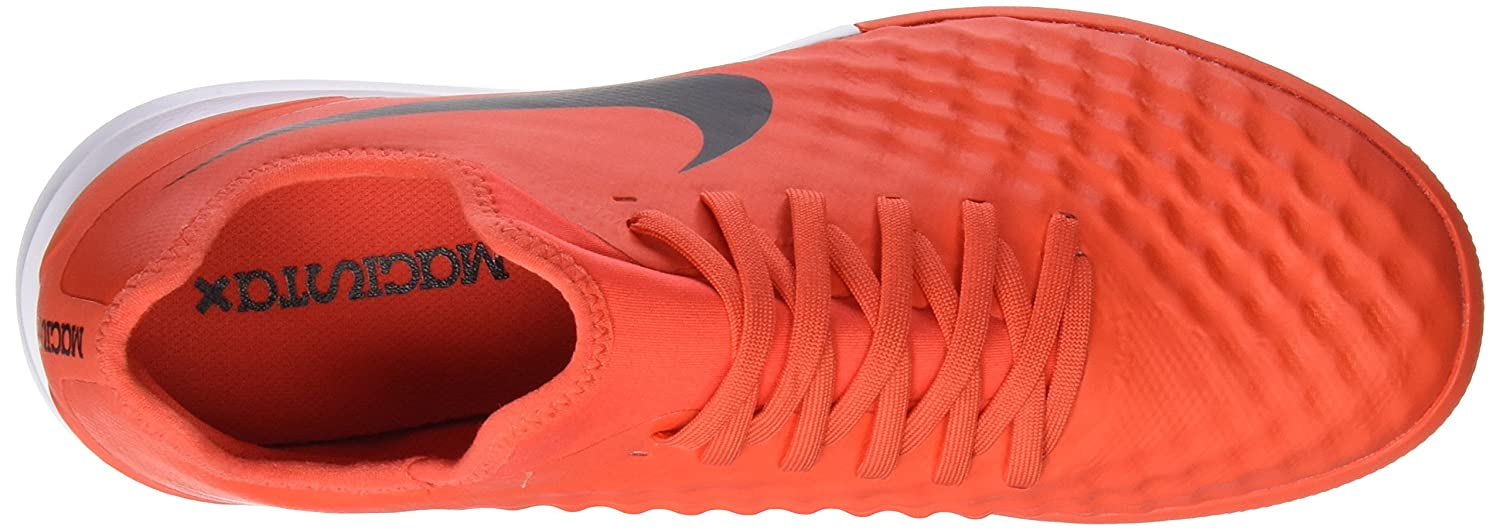 Nike Magistax Finale II IC, Zapatillas de Fútbol Hombre, Naranja (Orange/Black/Total Crimson), 43: Amazon.es: Deportes y aire libre
