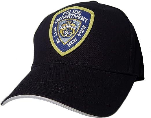 Gorra de béisbol producto oficial de la Policía gorro de oficial ...