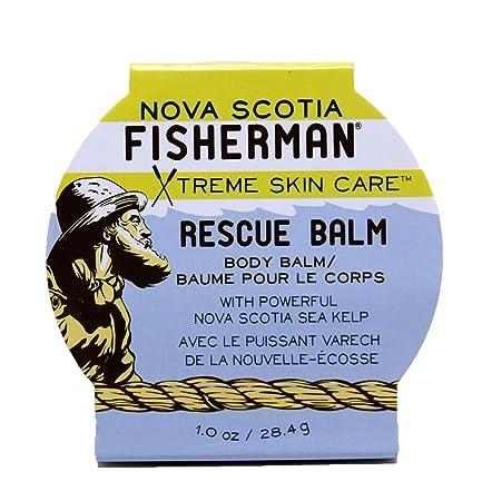 NOVA SCOTIA FISHERMAN Balm Rescue Sea Kelp, 1 OZ
